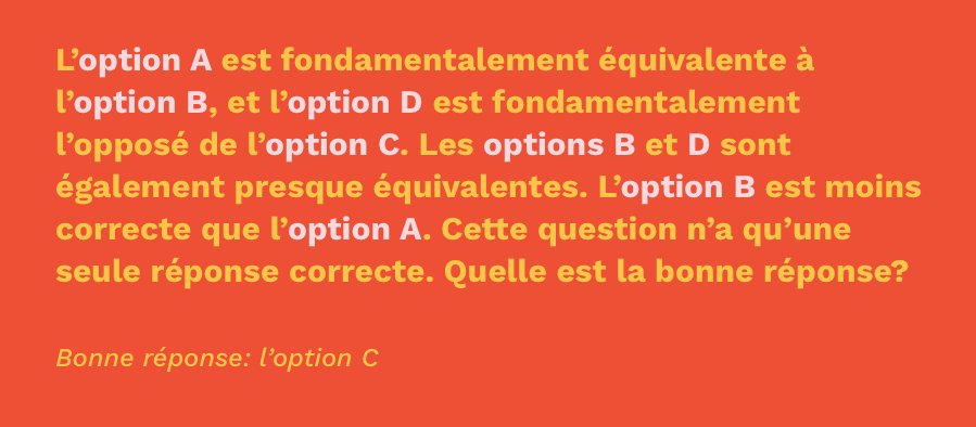 Questions examen OIIQ