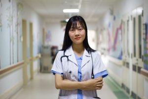 Profession infirmière digne de confiance
